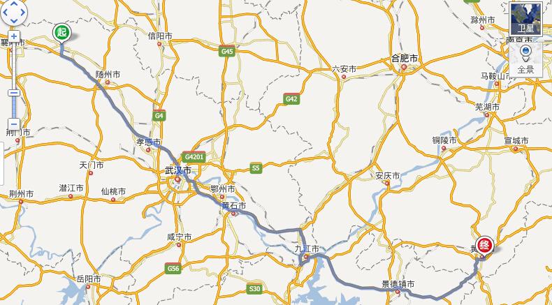 枣阳地图高清版
