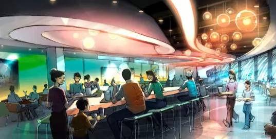 星露台餐厅