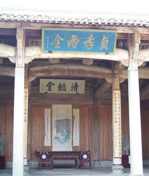 歙县,千岛湖,杭州三日游