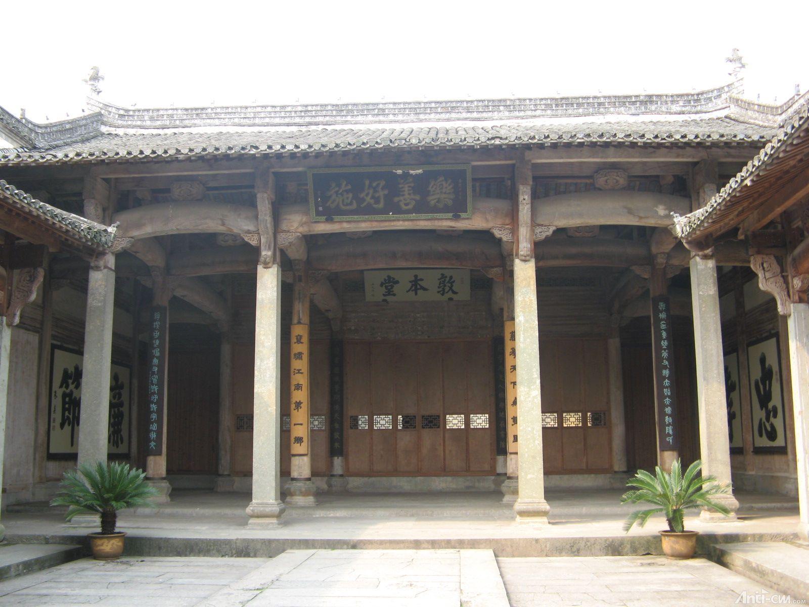黄山、歙县、千岛湖、杭州五日游