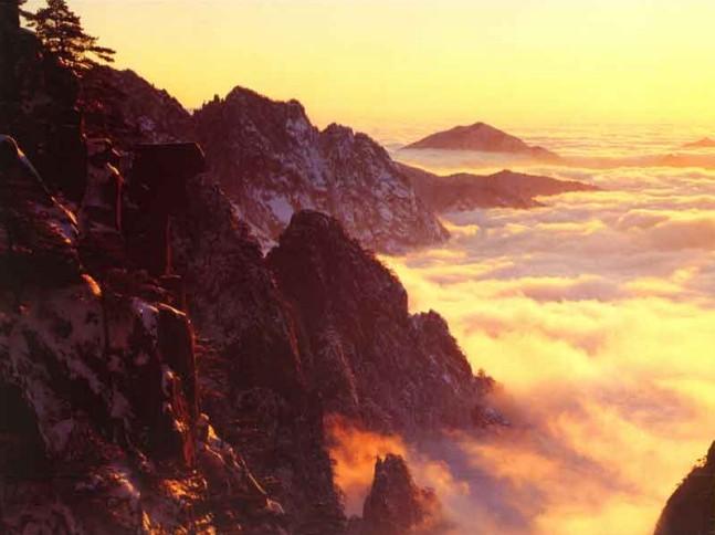 黄山、西海大峡谷、千岛湖纯玩三日游(山上住一晚)