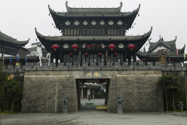 西递宏村、婺源、九华山、歙县、绩溪五日游