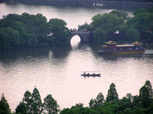 黄山,千岛湖,杭州三日游